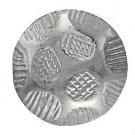 "1000 QTY:Osborne No. 6901-NP 1/2 -Oxford Nickel Plated Nail|post:1/2"" head:7/16"""