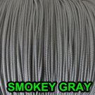 1000 YARDS: 1.2 MM, SMOKEY GREY Professional Grade LIFT CORD | Window Treatments