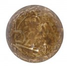 """50 QTY:Osborne No. 7110-OGS 1/2 -Old Gold Speckled/post : 1/2"""" head:7/16""""(13766)"""