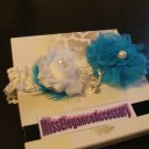 Bridal Garter.Stretch lace Garter,Wedding Garter,  Garter,something blue garter