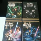 Star wars trilogy dvd set 4 5 6 plus bonus disk full screen remastered version