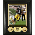 Hines Ward 24KT Gold Coin Photo Mint