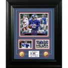 """Eli Manning """"Marquee"""" Gold Coin Photo Mint"""