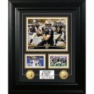 """Drew Brees """"Marquee"""" Gold Coin Photo Mint"""