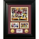 """Robert Griffin III """"Marquee"""" Gold Coin Photo Mint"""