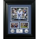 """Andrew Luck """"Marquee"""" Silver Coin Photo Mint"""
