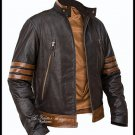 X-Men  Wolverine Original Leather Jacket Replica