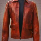 "Ladies Leather Jacket Movie ""Hunger Game"""
