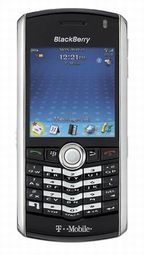 Blackberry 8100 Pearl (T-Mobile Only) FREE SHIPPING !