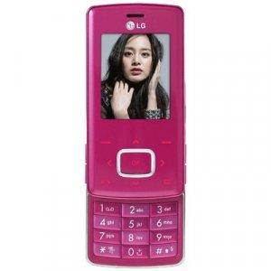 LG KG800 Chocolate -  Pink - FREE SHIPPING!