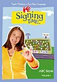Signing Time Volume 5 ABC Signs DVD