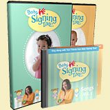 Baby Signing Time Gift Set DVD