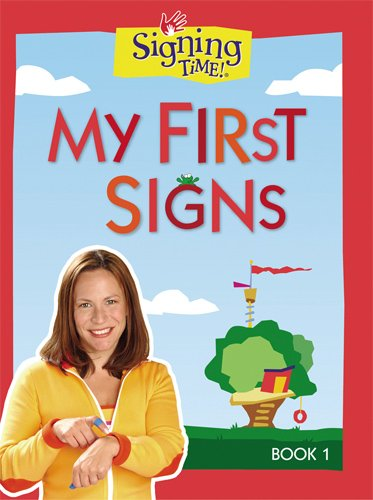 Board Book 1 My First Signs