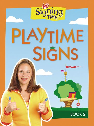 Board Book 2 Playtime Signs