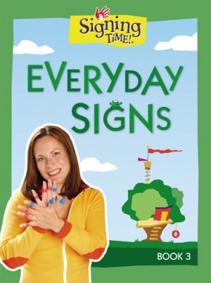 Board Book 3 Everyday Signs