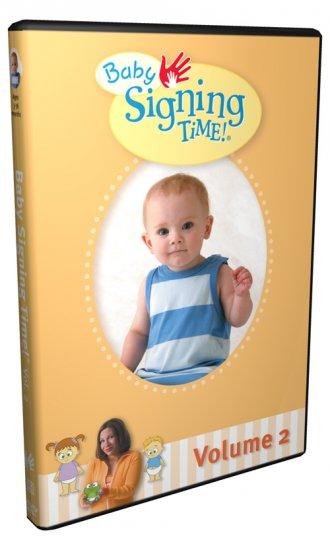 Baby Signing Time Volume 2 DVD