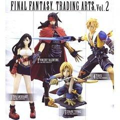 Final Fantasy Trading Arts Vol. 2 - VINCENT VALENTINE