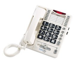 Ultratec CrystalTone Plus 50dB Amplified Phone