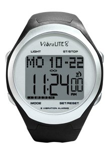 VibraLite 8 Vibrating Watch (Urethane Band)