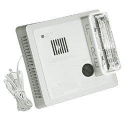Gentex Smoke Detector w/Strobe (Plug-In) 710LS