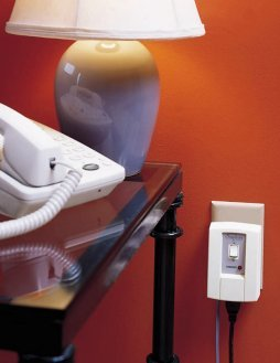 "Ultratec SIMPLICITY One-Room Telephone Ring Signaler ""L"""