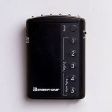 Alertmaster Personal Vibrating Tactile Receiver AM-PXB