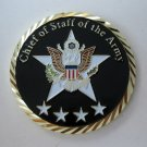 CHALLENGE COIN General Odierno Army Chief of Staff Challenge silver plated