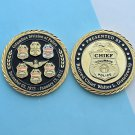 Challenge Coin Police Chief