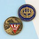 Challenge Coin usn NAVY NAVAL AIR FACILITY MISAWA JAPAN
