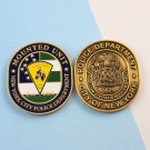 Challenge Coin NEW YORK CITY POLICE