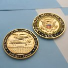 Challenge Coin DONALD TRUMP Marine Helicopter Squadron One hmx-1