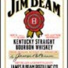 Jim Beam Ice Box Magnet #M1061