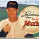 Ted Moxie Baseball Ice Box Magnet #M571