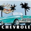Chevrolet Bel Air Ice Box Magnet #M700