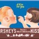 Hershey Kiss Ice Box Magnet #M752
