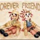 Doll Friends Ice Box Magnet #M803