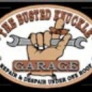 Busted Knuckle Garage Ice Box Magnet #M980