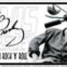 Elvis License Plate #30948