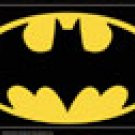 Batman License Plate #31334