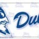 Duke License Plate #31359