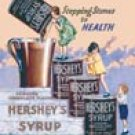 Hershey Syrup Tin Sign #754