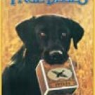 True Blues Lab Duck Hunting Dog Tin Sign #928