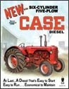 Case Tractor Tin Sign #1169