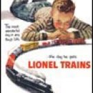 Lionel Trains Tin Sign #1305