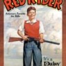 Red Ryder Daisy BB Gun Tin Sign #904