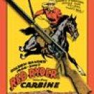 Red Ryder Daisy Carbine BB Gun Tin Sign #953