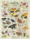 Butterfly Garden Tin Sign #983