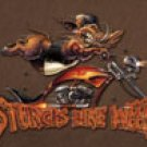 Sturgis Motorcycle Bike Tin Sign # 1399