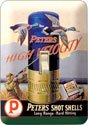 Peters Shot Shells Light Switch Cover #LP1063