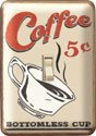 Coffee Cup Light Switch Cover #LP1178